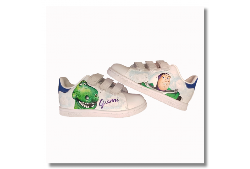 Adidas Stan Smith - Life is...