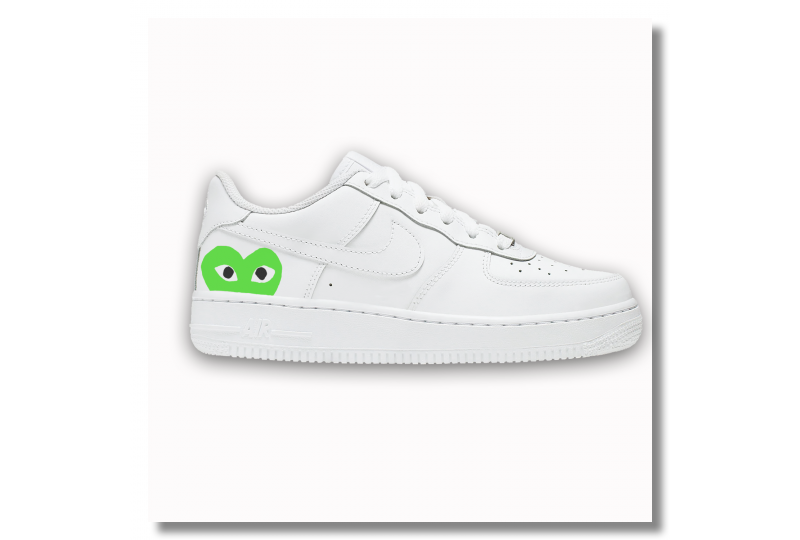 Nike Air Force - CDG Green