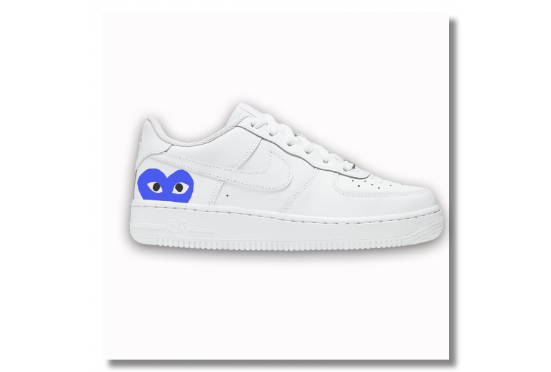 Nike Air Force - CDG Blue